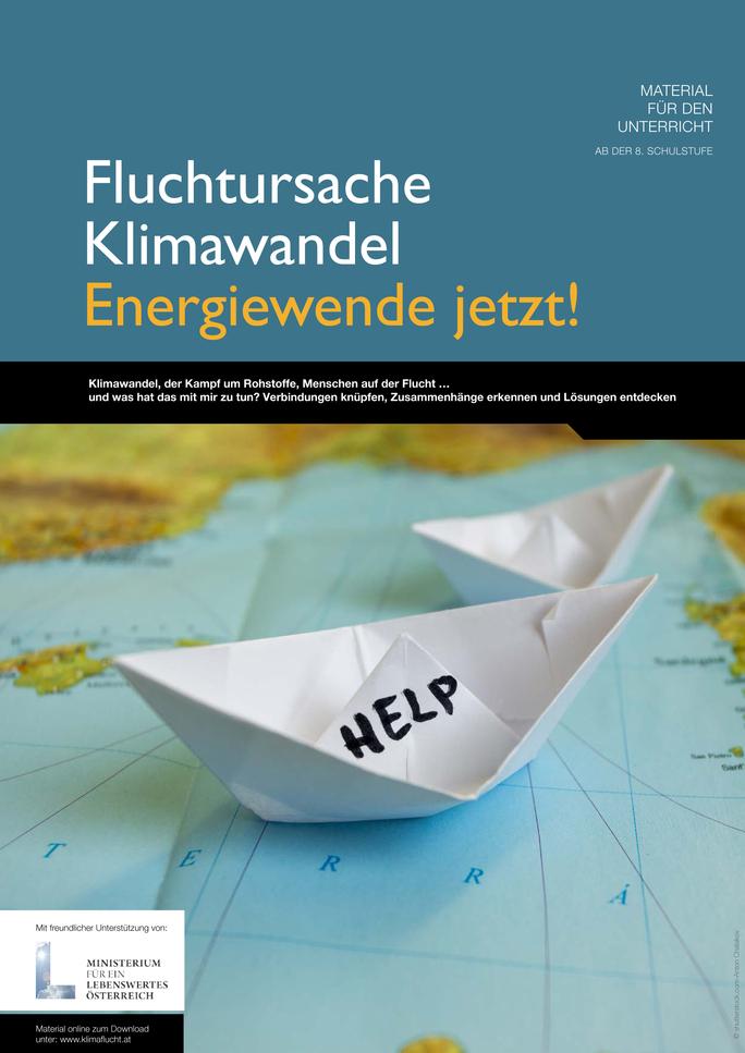 Wilder Wind - Fluchtursache Klimawandel - Energiewende jetzt ...